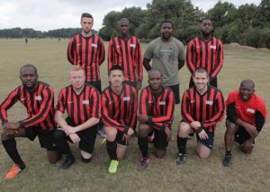 Badu Sports FC - Camden Sunday Football League