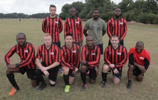 Badu Sports FC - Camden Sunday Football League