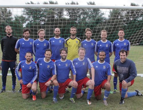 Presidents Cup Final – The Hurricanes – 4th Sep 2016