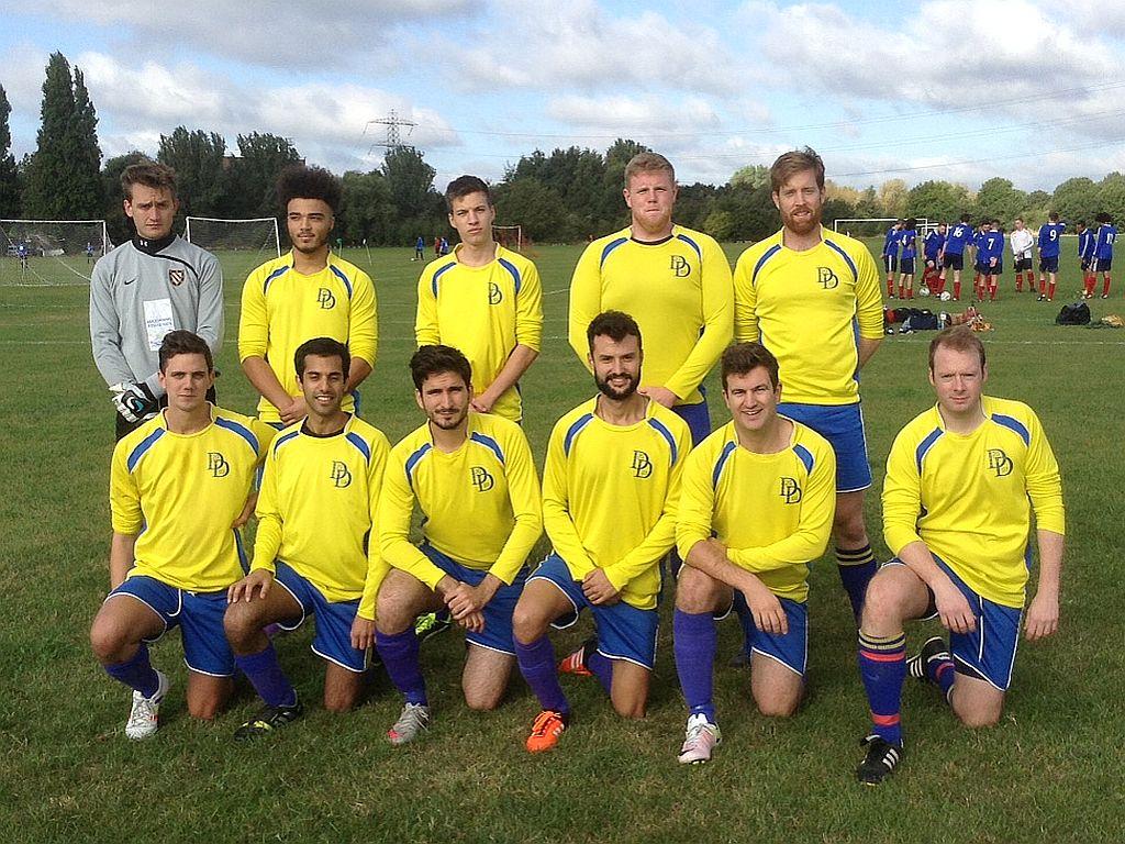 Dinamo Dorigo - Camden Sunday Football League