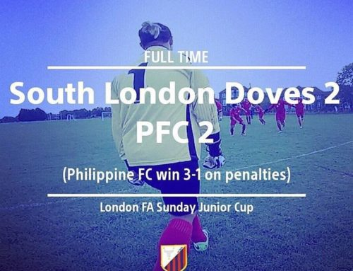 Philippine FC through to 3rd Round of LFA Sunday Junior Cup