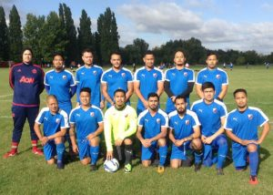 Philippine FC - Camden Sunday Football League